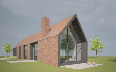 architect roeselare - project 106
