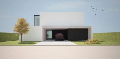 architect roeselare - project 109