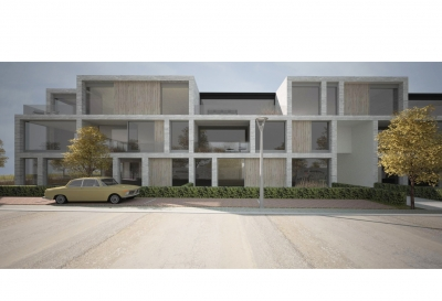 architect roeselare - project 110