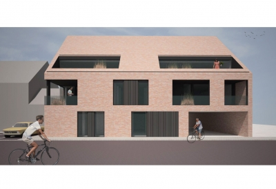 architect roeselare - project 111