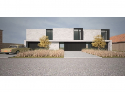 architect roeselare - project 117