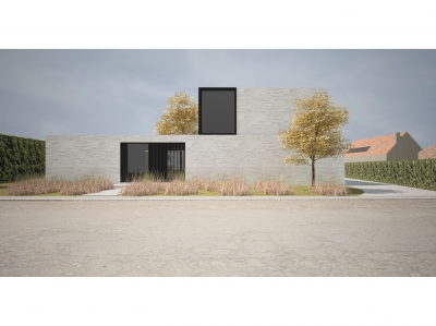 architect roeselare - project 119