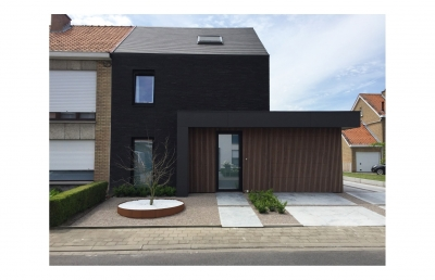 architect roeselare - project 124