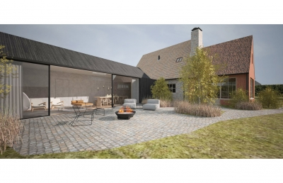 architect roeselare - project 127