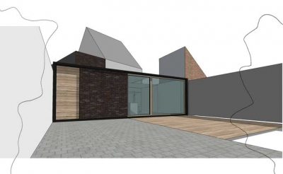 architect roeselare - project 27