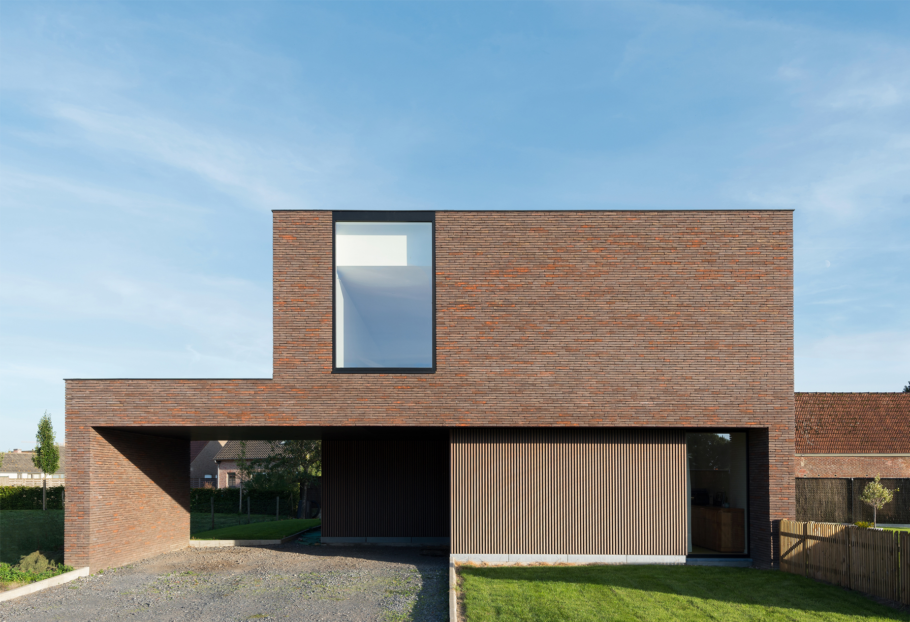 architect roeselare - project 38