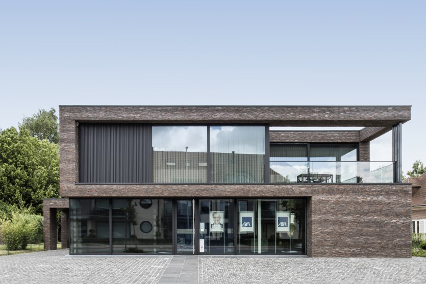 architect roeselare - project 41
