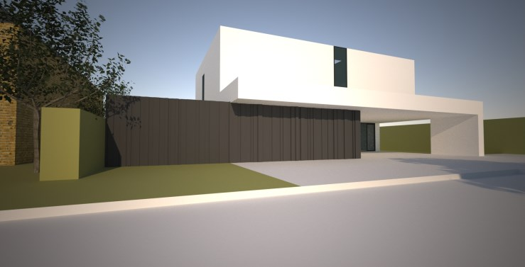 architect roeselare - project 48