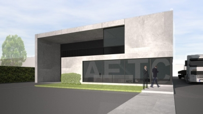 architect roeselare - project 53