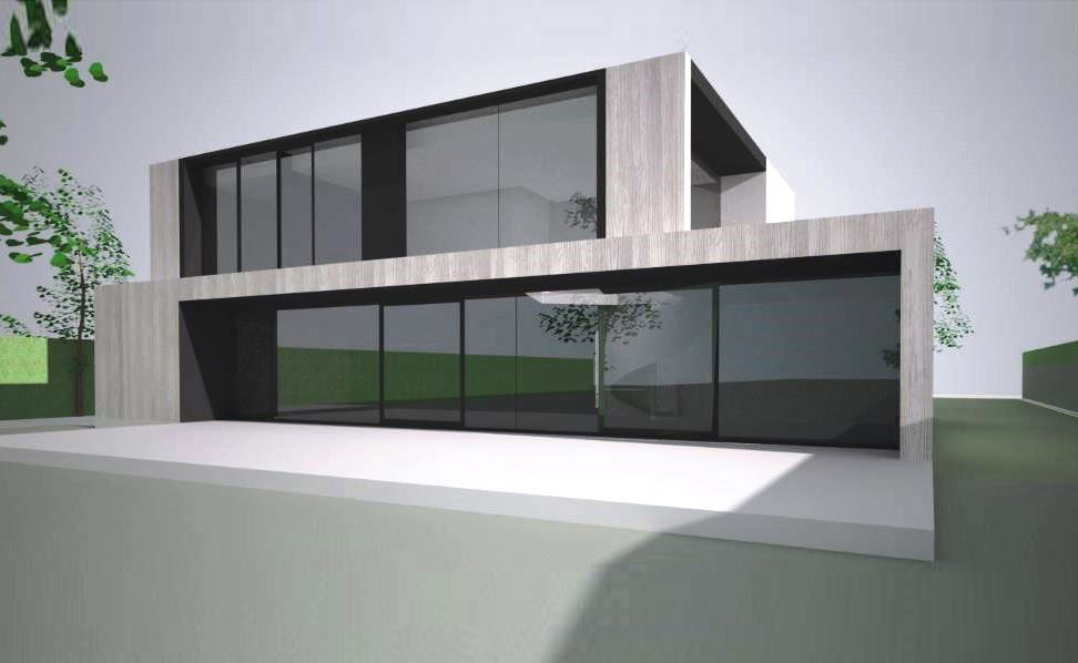 architect roeselare - project 54