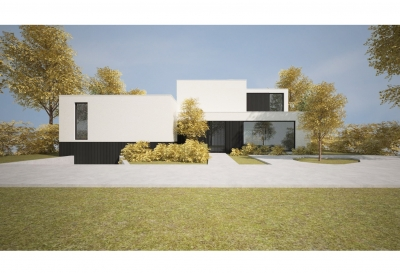 architect roeselare - project 73