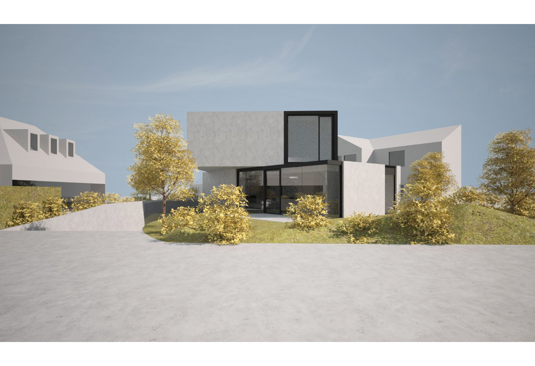 architect roeselare - project 79