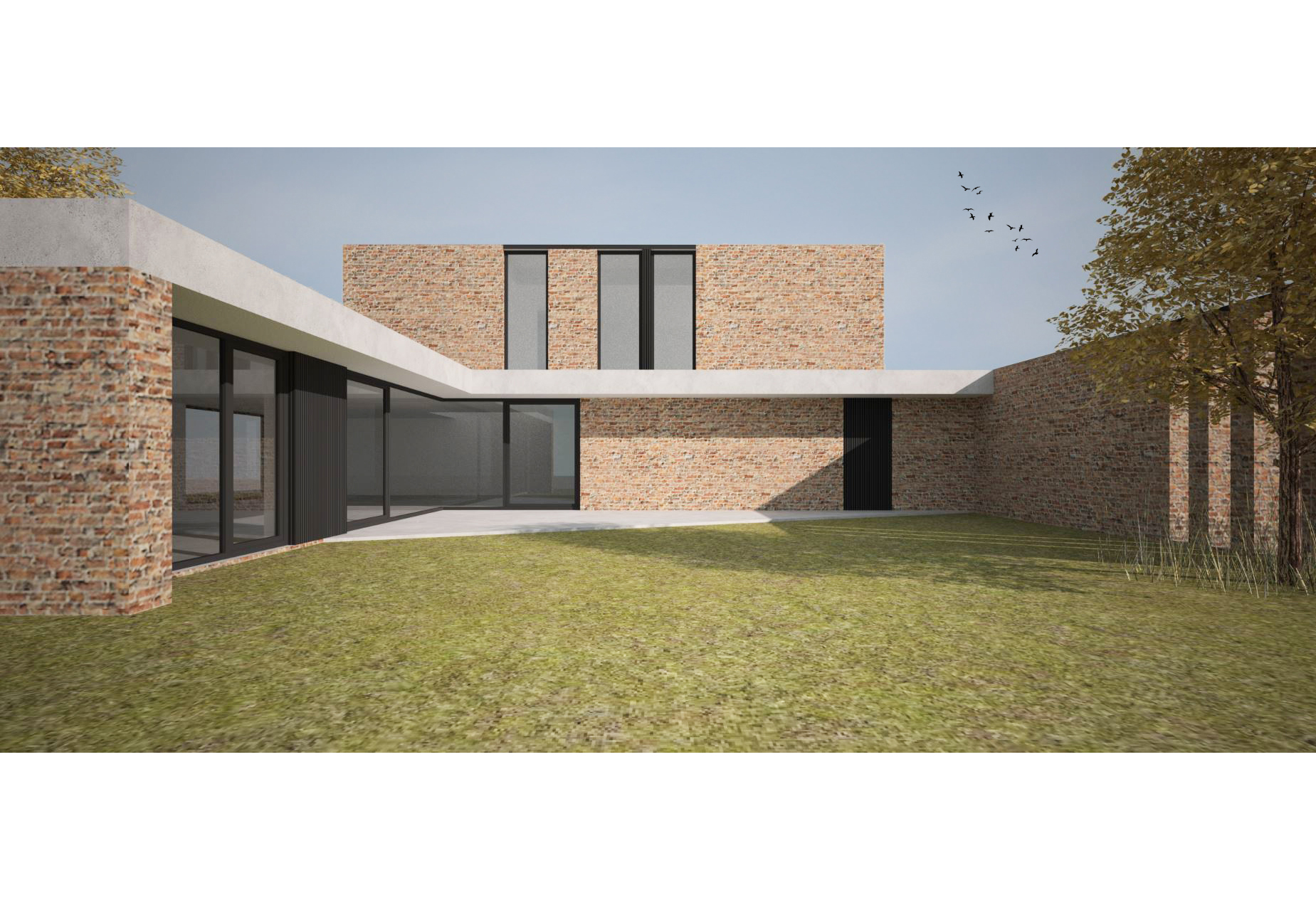 architect roeselare - project 80