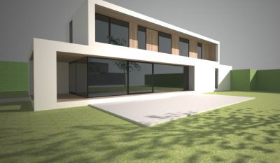 architect roeselare - project 90