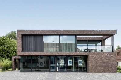 architect roeselare - project 93