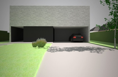 architect roeselare - project 99